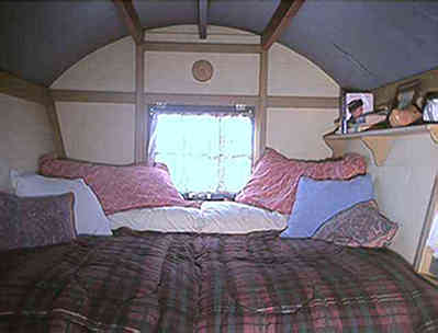 Red House- double bed
